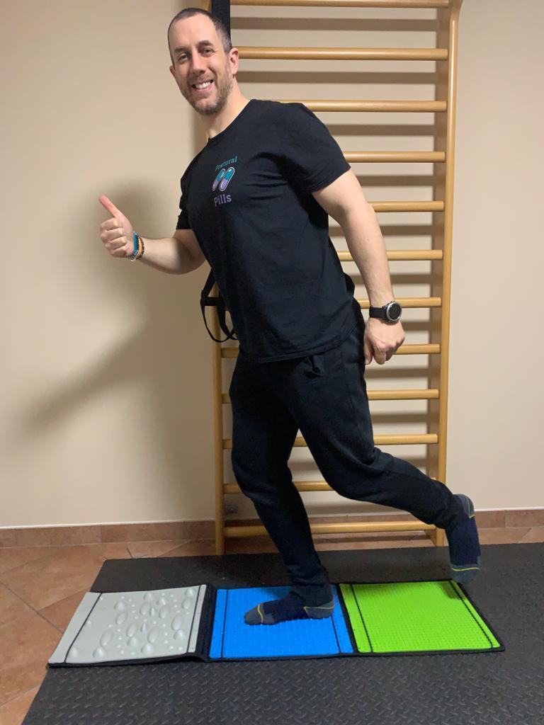 Giulio Paulon ha testato yowalk ed ha scritto una recensione sul nostro prodotto